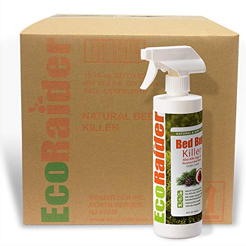 Best Non-Toxic Bed Bug Spray eco raider