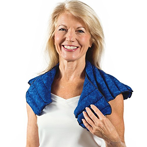 Large Kozy Collar Microwave Non-scented Hot/cold Shoulder Wr