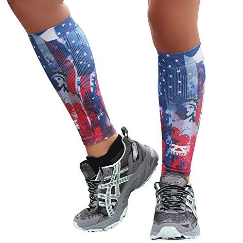 captain america basketball socks - 5
