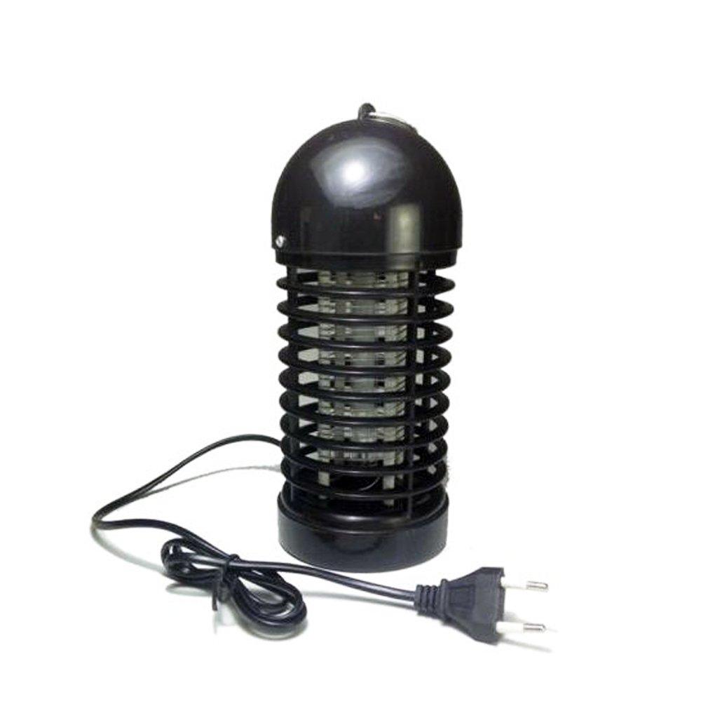 Mini lanterna antizanzare elettrica a lampada UV + Sterminatore elettrico ad alta tensione incorporato! zanzariera insetti volanti a luce ultravioletta, trappola fornetto anti zanzare zanzara a rete - LM-2C EM Killer