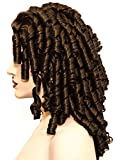NotJustWigs Clara Feis Irish Step Dance Competition Wig (10 Brown)