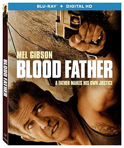 Blu-ray : Blood Father (Blu-ray)