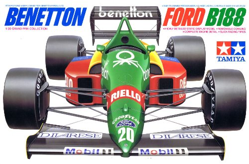 Tamiya 20021 - BeneTTon Ford B188
