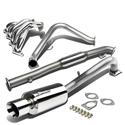 For Mitsubishi Eclipse 4-Cylinder Stainless Steel 4