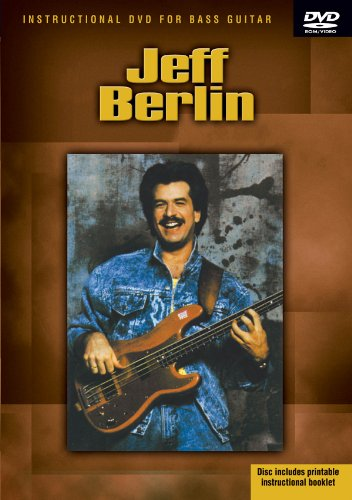 Jeff Berlin Instructional DVD for Bass Guitar