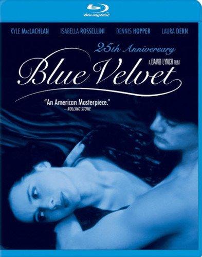 Blu-ray : Blue Velvet (Digital Theater System, AC-3, Mono Sound, Dubbed, )