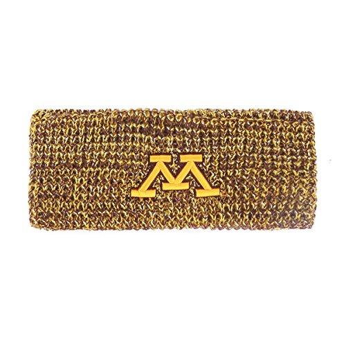 - NCAA Minnesota Golden Gophers Women's Brilyn Ots Headband, Dark Maroon