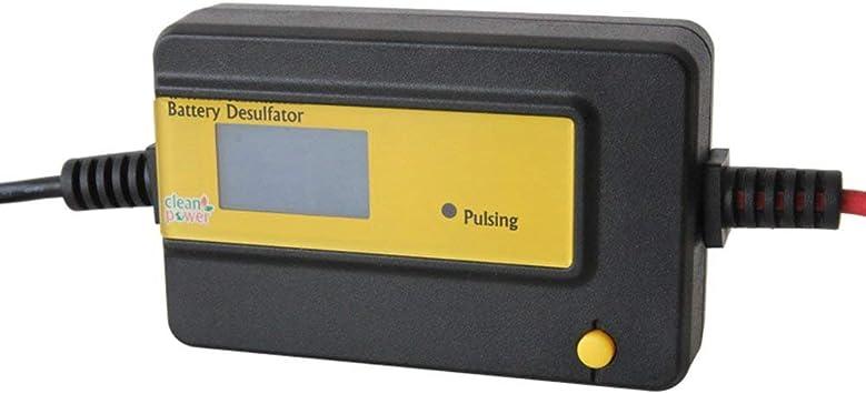 400ah Auto Pulse Car Battery Desulfator Lead Acid Battery Desulfation 12V to 72V