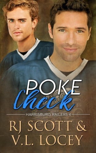 Books : Poke Check (Harrisburg Railers) (Volume 4)