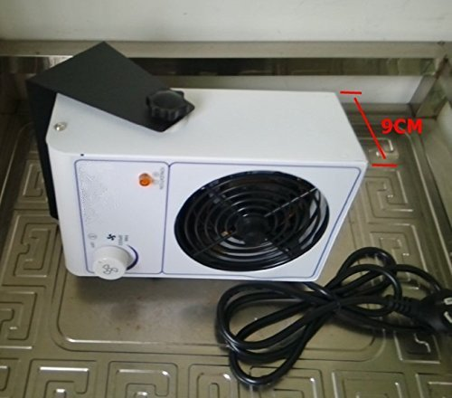 Ionizing Air Blower Fan ESD Static Eliminator Anti-Static Ionizer 110V or 220V by YUCHENGTECH (Image #1)
