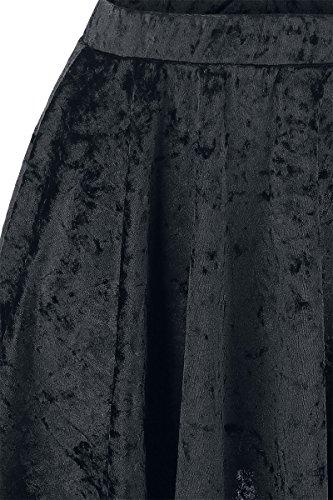 Noir Velours Noir Jupe Forplay Jupe en xYwfqfAg