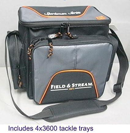 Amazon.com: Campo & Stream Sportsman suave cara de aparejos ...