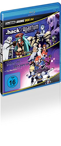 Anime Box - hack//Quantum & Tales of Vesperia - The First Strike