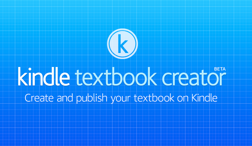 Kindle Textbook Creator (Beta) [Download]
