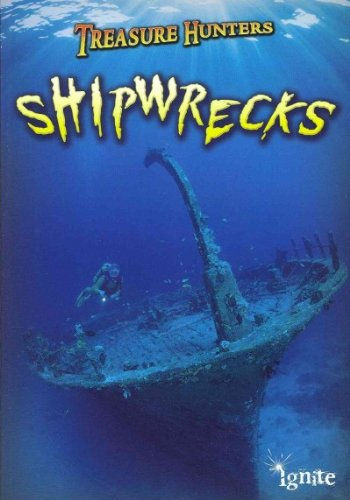 Shipwrecks (Treasure Hunters) ebook