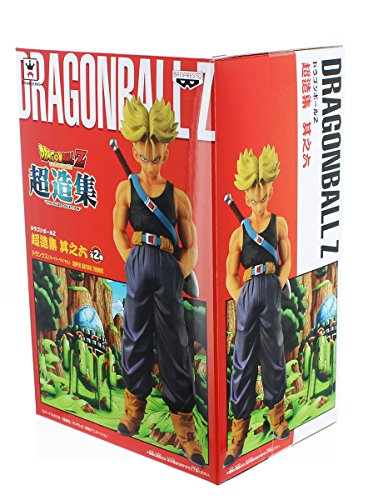 Banpresto Dragon Saiyan Trunks Chozousyu