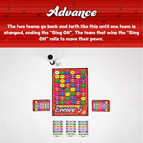 Endless Games Encore Board Game - Sing Songs to Win