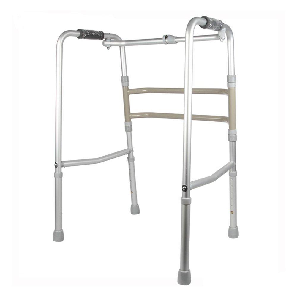QFFL bastón bastón Plegable Ancianos Ayuda a pie de la Mujer ...