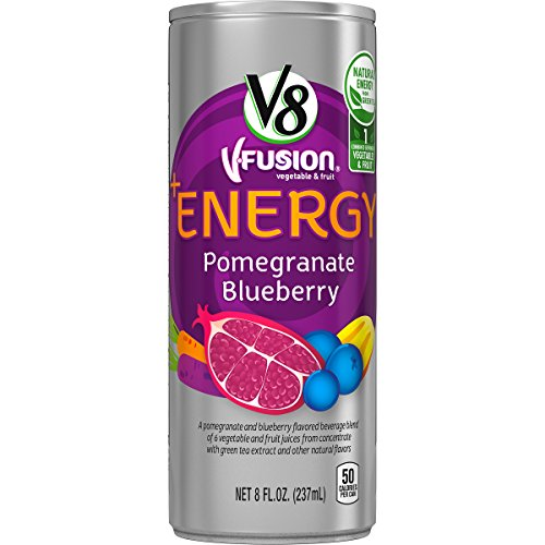 V8 V Fusion Pomegranate Blueberry Packaging product image