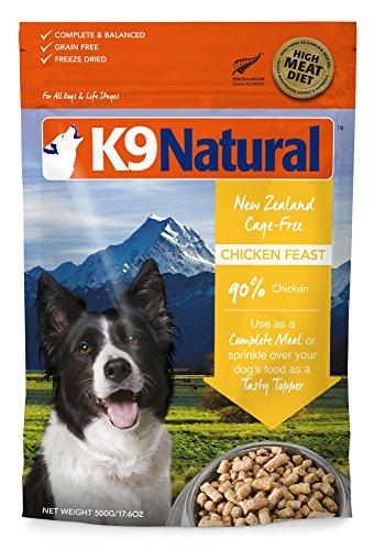 K9 Natural/Feline Natural Freeze Dried Pet Food, 0.77-Pound, Chicken