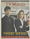 TV World Magazine - July 11-17, 2010 - Piper Perabo & Christopher Gorham (Covert Affairs)