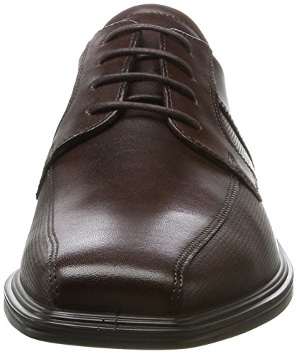Derbys Minneapolis mink Marron Homme Ecco PTqBwZx
