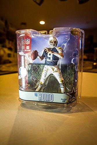 TONY ROMO Dallas Cowboys Quarterback THANKSGIVING Day CHASE VARIANT Football ... ()