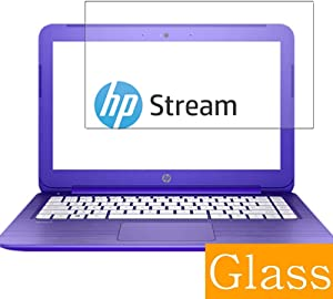 """Synvy Tempered Glass Screen Protector for HP Stream 13-c100 / c110nr / c100na / c120nr / c101na / c110ca / c193nr / c100ne 13.3"""" Visible Area Protective Screen Film Protectors"""