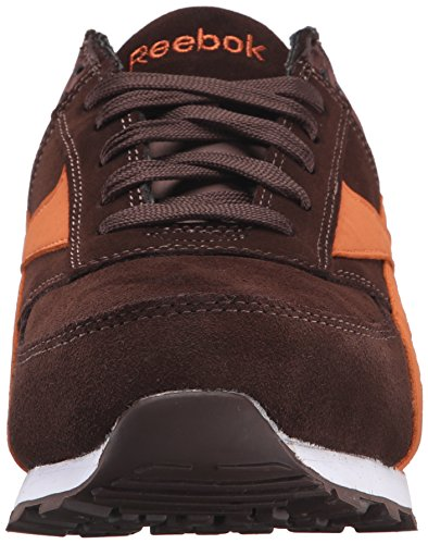 Amazoncom Reebok Work Mens Leelap RB1972 Industrial and Construction Shoe  Brown 12 M US Shoes