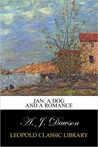 Book Jan: A Dog and a Romance