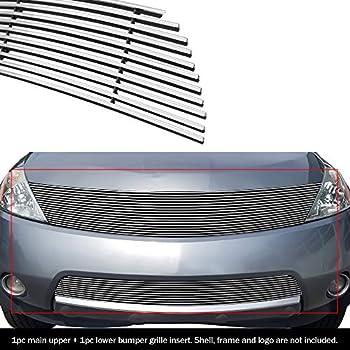 Amazon.com: APS Fits 2003-2008 Nissan Murano Billet Grille ...