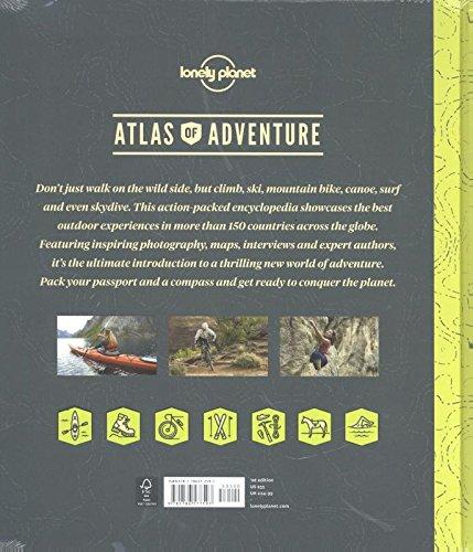 Lonely Planets Atlas of Adventure [Idioma Inglés]: Amazon.es: Lonely Planet: Libros en idiomas extranjeros