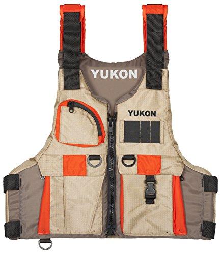 Airhead ANGLER Oversized Paddle Vest, Tan