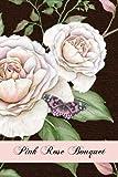 Pink Rose Bouquet Notebook