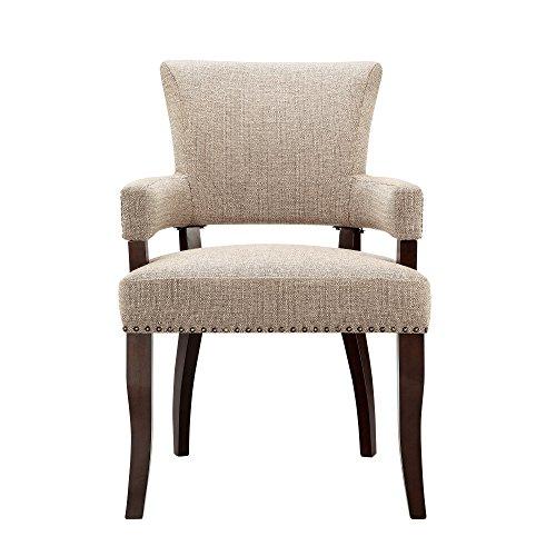 Arm Dining Chair Brown/Dawson