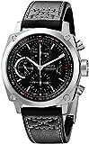 Oris Men's 0167476164154-0752258FC Analog Display Swiss Automatic Black Watch