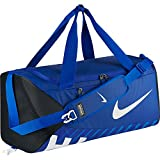 Nike Alpha Adapt Cross Body Medium Duffel Bag Game Royal/Black/White