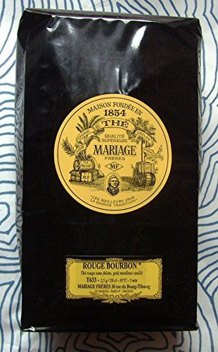 Mariage Freres - ROUGE BOURBON (T633) - 17.63oz / 500gr Loose Leaf BULK BAG by Unknown