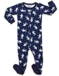 Astronaut Footed Pajama 12-18 Months