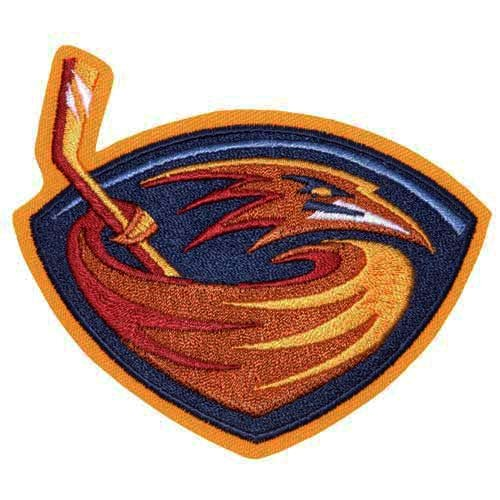 Atlanta Thrashers Patch Atlanta Thrashers Hockey Team