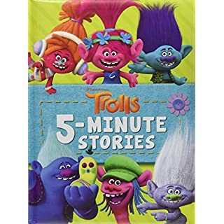 Trolls 5-Minute Stories (DreamWorks Trolls)