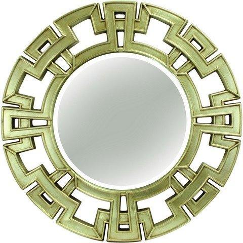 A&A Art Gallery 3-0068 Champagne Devon Mirror (Mirror Devon)
