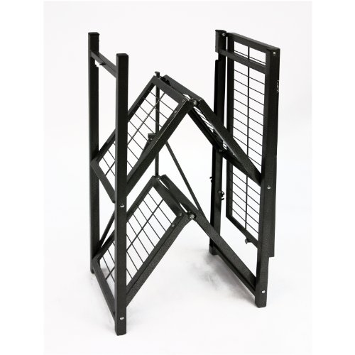 Origami R3-01 General Purpose 3-Shelf Steel Collapsable Storage Rack, Small by Origami (Image #3)