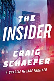 The Insider (Charlie McCabe Thriller Book 2)
