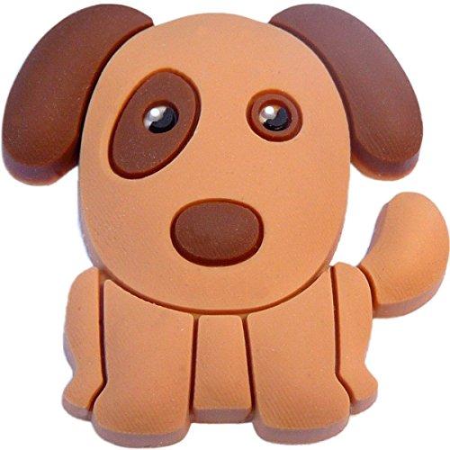Puppy Dog Rubber Charm Jibbitz Croc Style
