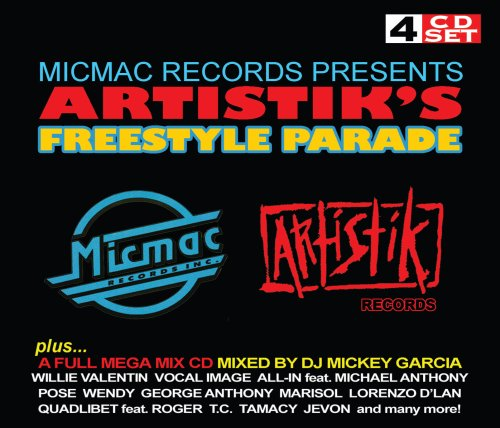 Freestyle Set (Freestyle Parade Boxset)
