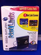 SEGA SATURN NETLINK (NETLINK GAME PACK)