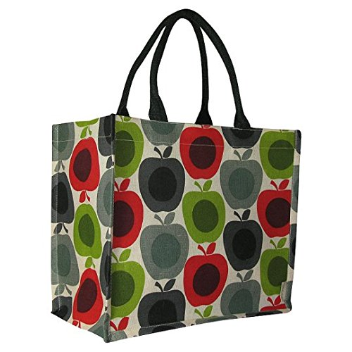 Tesco Orla Kiely Apple Bag