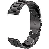 VIKATech Bracelet de Remplacement Compatible avec Apple Watch 44mm 42mm 40mm 38mm  Bracelet en Acier Inoxydable  Bracelets de Rechange Smartwatch avec Aimant compatibles avec iWatch Series 5/4/3/2/1