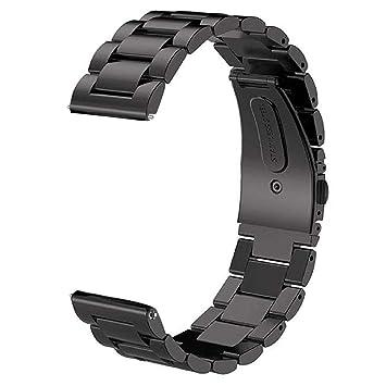 VIKATech Compatible Correa para Watch 42mm   Pulsera de Acero ...